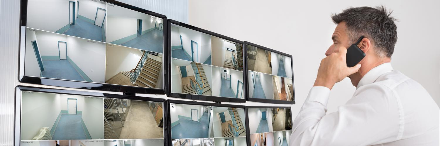CCTV installations and monitoring